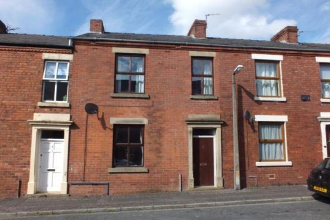 Thumbnail Terraced house to rent in South View Terrace, Leyland