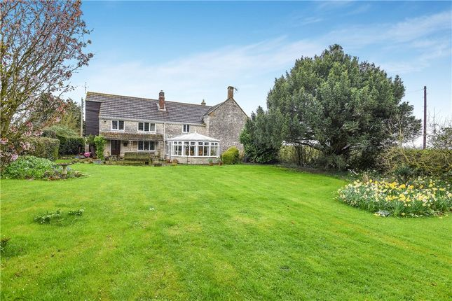 Thumbnail Detached house for sale in Bridgehampton, Yeovil, Somerset