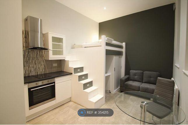 Studio to rent in Yelverton Road, Bournemouth