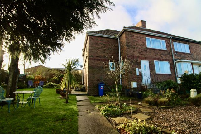 3 bed semi-detached house for sale in Newholme Estate, Station Town, Wingate TS28