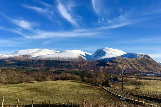 Thumbnail Land for sale in Banavie, Fort William