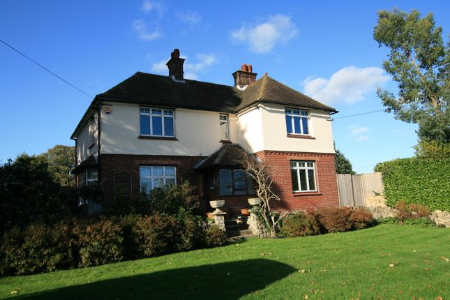 Thumbnail Detached house to rent in Lees Road, Brabourne Lees, Ashford
