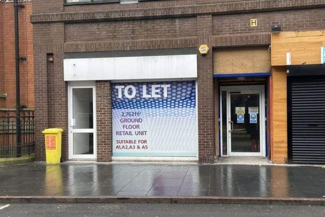 Thumbnail Leisure/hospitality to let in 17 Granby Street, Granby Street, Leicester