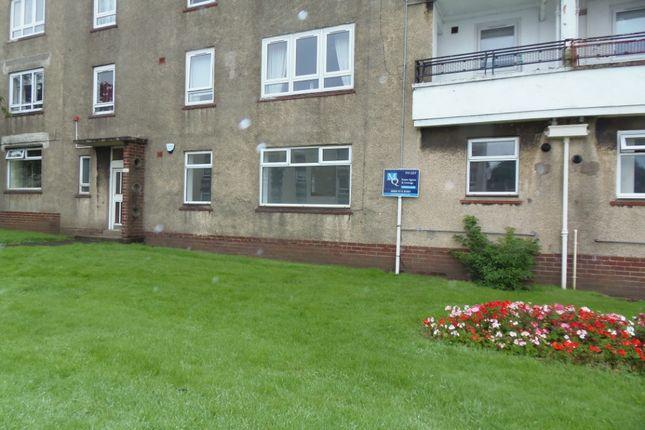 Thumbnail Flat to rent in Wellbeck Street, Kilmarnock, East Ayrshire