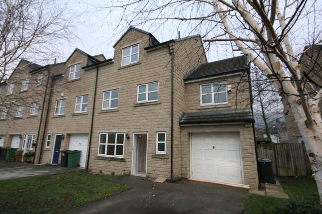 Thumbnail End terrace house to rent in Fowlers Croft, Otley