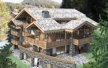 Thumbnail Apartment for sale in Crans-Montana, Switzerland