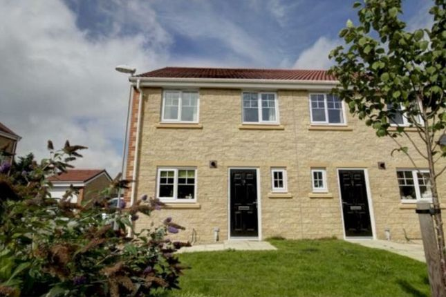 Thumbnail Semi-detached house to rent in Donnington Place, Consett