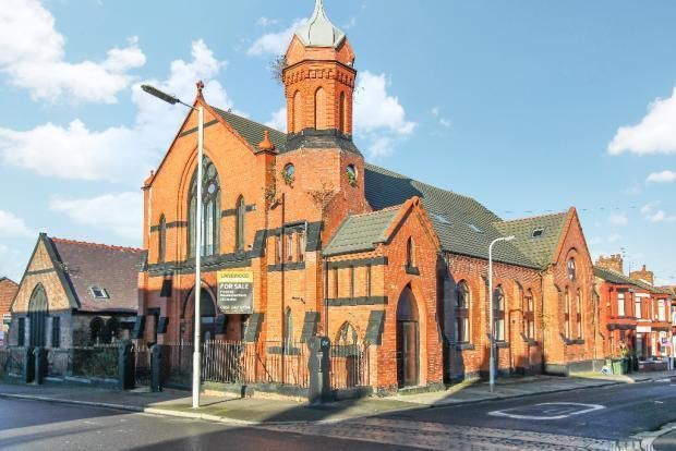 1 bed flat to rent in Willmer Road, Birkenhead CH42