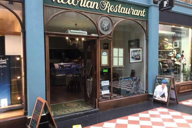 Thumbnail Restaurant/cafe for sale in Great Western Arcade, Birmingham