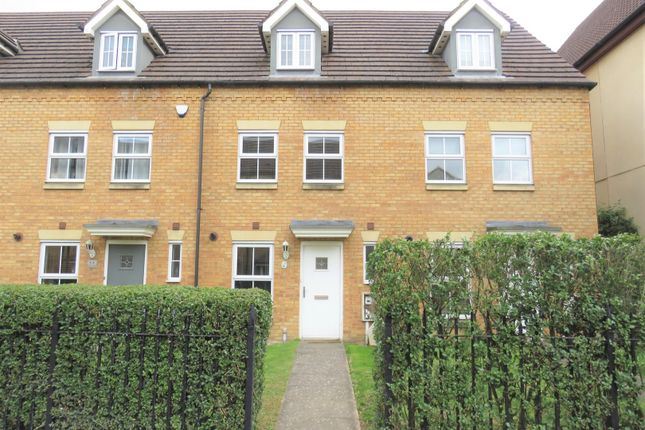 3 bed town house for sale in Wilks Walk, Grange Park, Northampron NN4