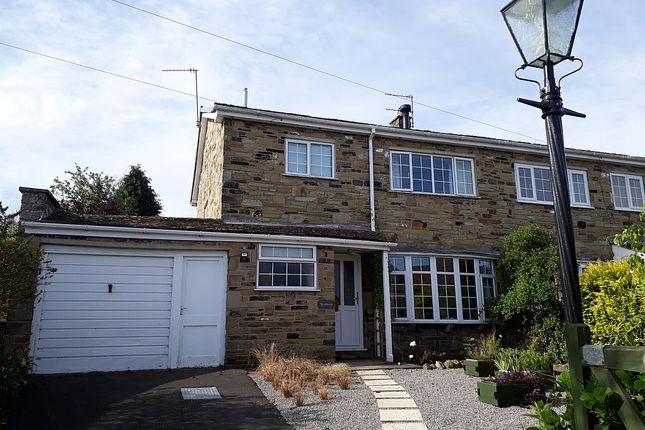 Thumbnail Semi-detached house for sale in Newsham, Richmond, Yorkshire