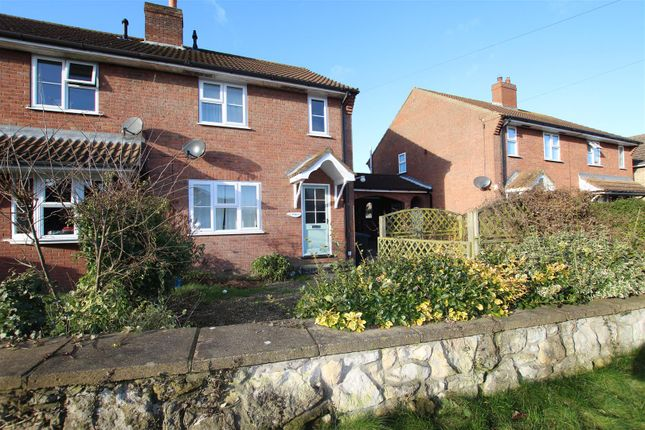 Thumbnail Semi-detached house to rent in Middle Street, Swinton, Malton
