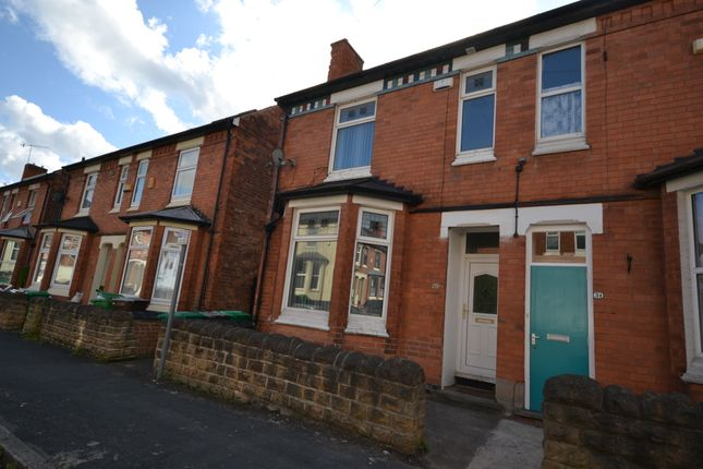 Thumbnail Semi-detached house to rent in Teversal Avenue, Nottingham