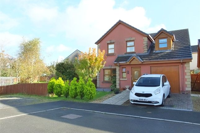 Thumbnail Detached house for sale in Maes Abaty, Whitland, Carmarthenshire