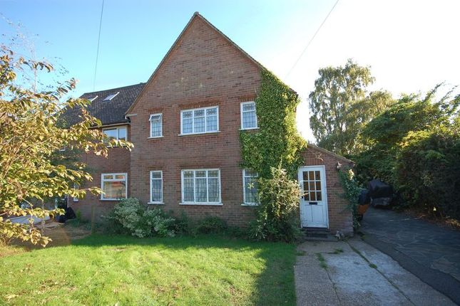 Thumbnail Semi-detached house to rent in The Queens Drive, Rickmansworth