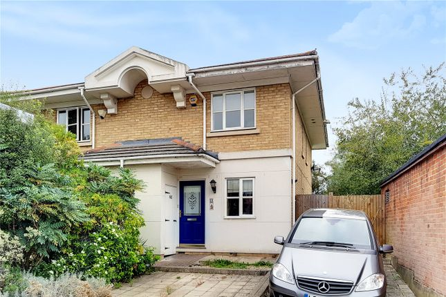 Thumbnail End terrace house for sale in Glenburnie Road, London