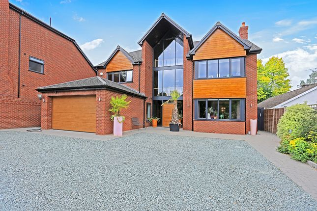 Thumbnail Detached house for sale in Bryanston Court, Grange Road, Solihull
