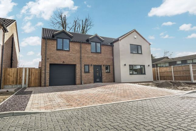 Thumbnail Detached house for sale in Burgh Road, Gorleston, Great Yarmouth