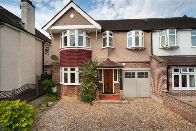 Thumbnail Detached house to rent in Oldfield Road, Hampton