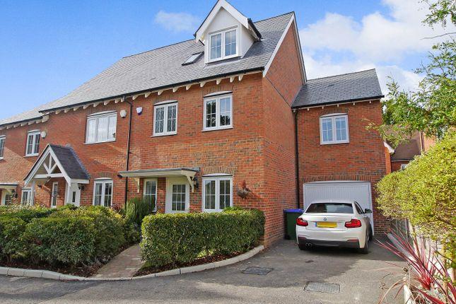 Thumbnail Semi-detached house to rent in Ellis Road, Broadbridge Heath