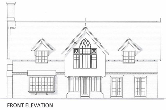 Thumbnail Land for sale in Tile Barn, Woolton Hill, Berkshire
