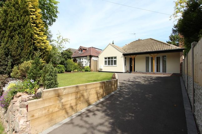 Thumbnail Bungalow for sale in Burbage Road, Burbage, Hinckley