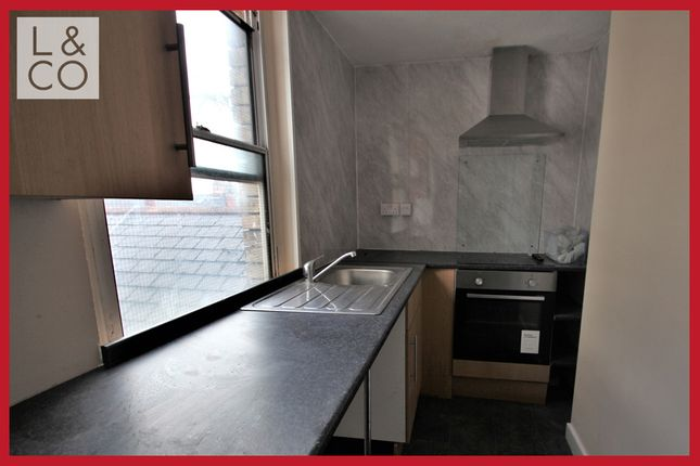 Thumbnail Flat to rent in Clarence Place, Newport