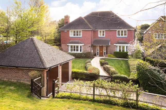 5 bed detached house for sale in Lane End, Dormansland, Lingfield RH7