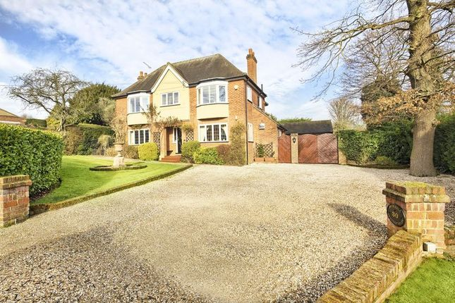 Thumbnail Detached house for sale in Springfields, Broxbourne