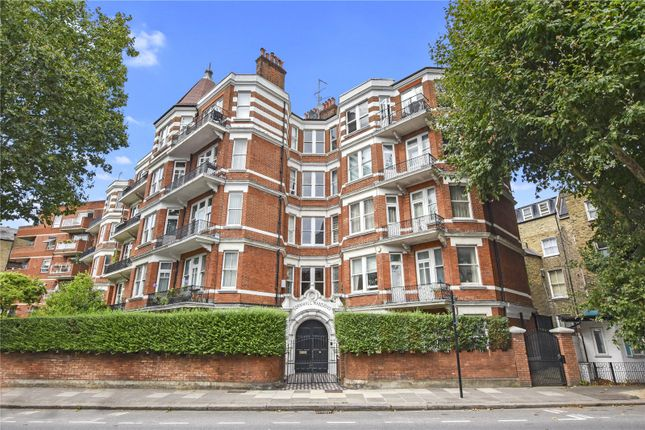 External of Cornwall Mansions, Cremorne Road, London SW10