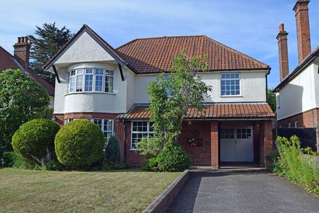 Front View of Bucklesham Road, Ipswich IP3
