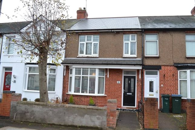 3 bed terraced house for sale in Yule Road, Wyken, Coventry, West Midlands