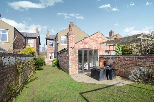 Thumbnail Semi-detached house for sale in The Village, Strensall, York