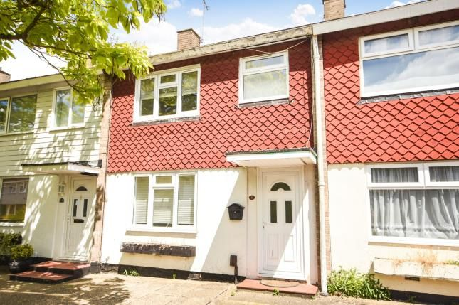 Thumbnail Terraced house for sale in The Fold, Basildon