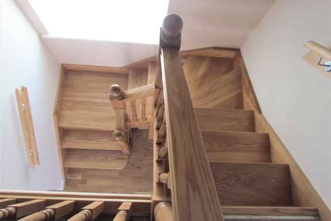 Staircase of The Barn, Clay Cross, Chesterfield S45