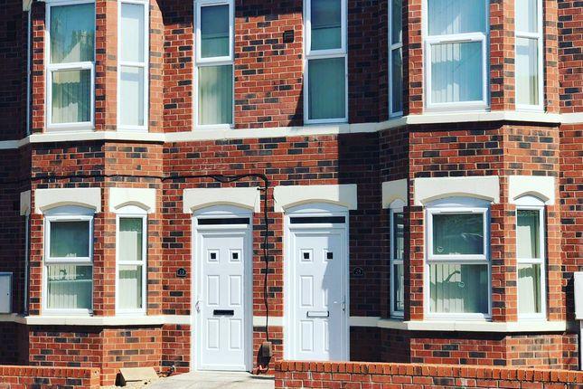 Thumbnail Terraced house to rent in Regent Street, Earlsdon, Coventry