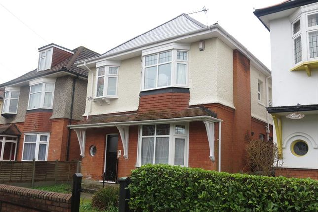 Thumbnail Detached house to rent in Leamington Road, Winton, Bournemouth