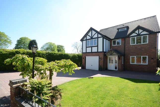 Thumbnail Detached house for sale in St. Peters Lane, Blythe Bridge, Stoke-On-Trent