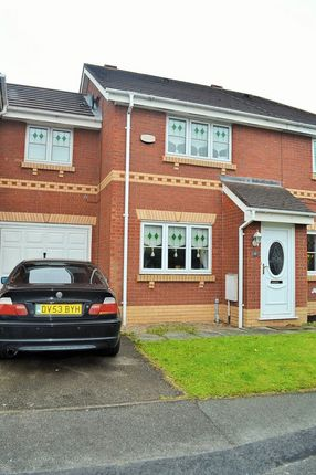 Thumbnail Terraced house to rent in Penda Drive, Kirkby, Liverpool