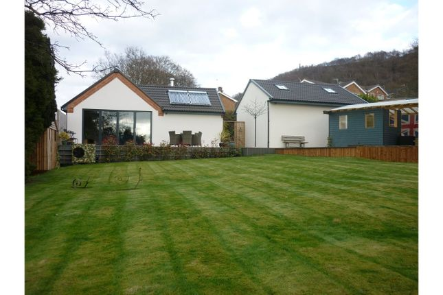 Thumbnail Detached bungalow for sale in Howey Lane, Frodsham