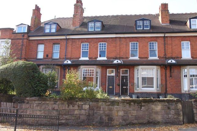 Thumbnail Town house for sale in Kedleston Road, Allestree, Derby