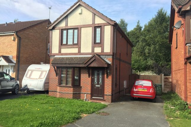 Thumbnail Detached house to rent in Blenheim Way, St. Helens