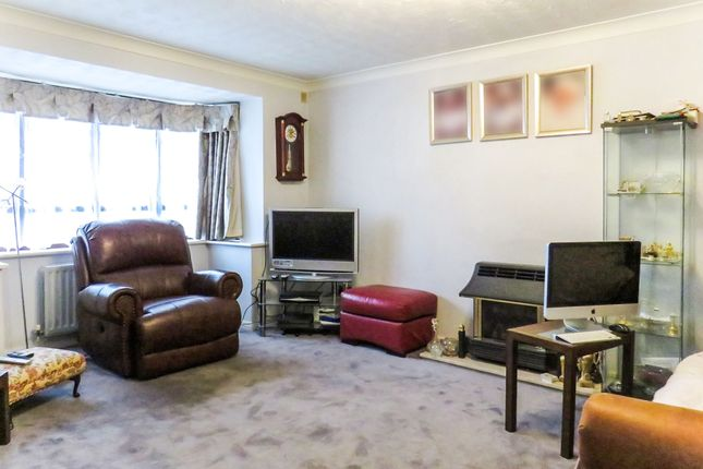 Thumbnail 4 bed detached house for sale in Neville Road, Western Park, Leicester