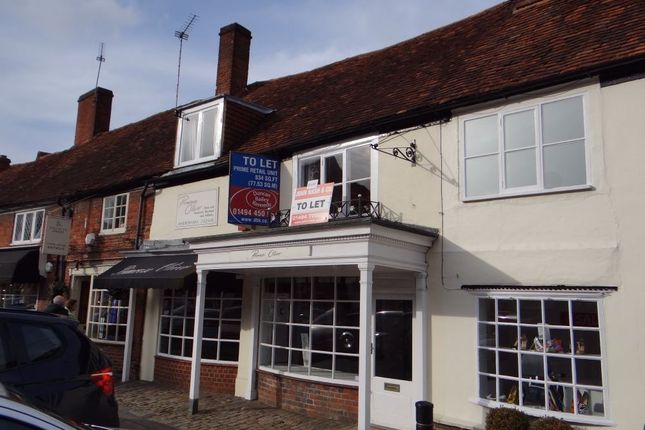 Thumbnail Flat to rent in The Broadway, Old Amersham, Buckinghamshire