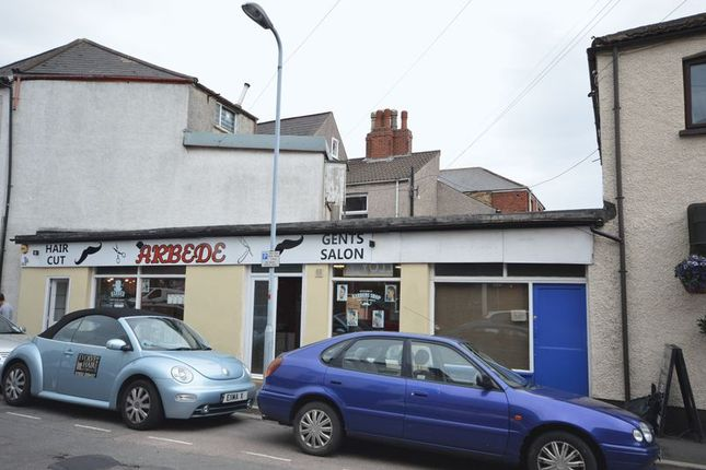 Thumbnail Commercial property for sale in Speke Street, Newport