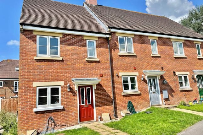 Thumbnail End terrace house for sale in Palace Road, Gillingham