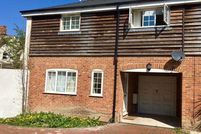 Thumbnail Terraced house for sale in Pavilion Road, Folkestone