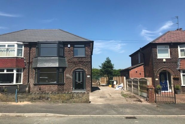 Thumbnail Semi-detached house to rent in Thorley Close, Chadderton, Oldham