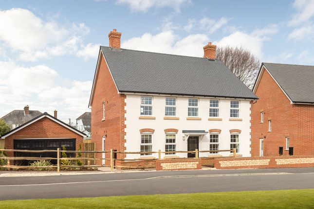 "Thumbnail Detached house for sale in ""Selbourne"" at The Causeway, Petersfield"
