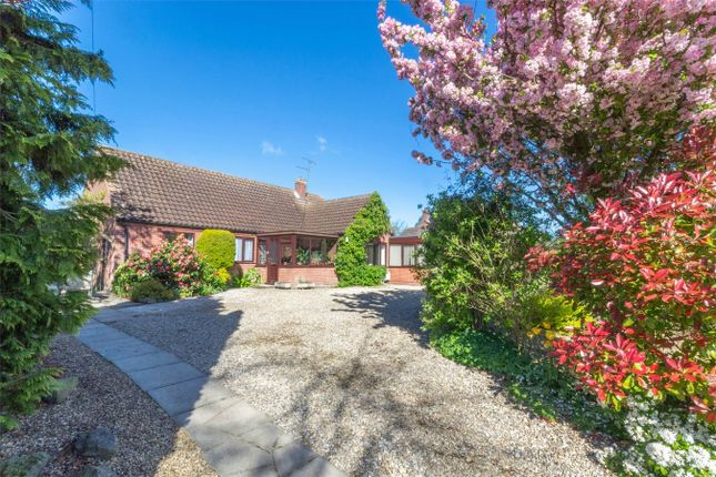 Thumbnail Detached bungalow for sale in Highfield Lane, Great Ryburgh, Fakenham